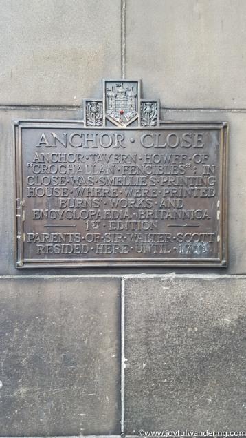 SCOTLAND…the Lowlands, Edinburgh's Royal Mile, the Whisky